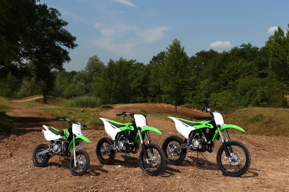 Kawasaki KX Challenge
