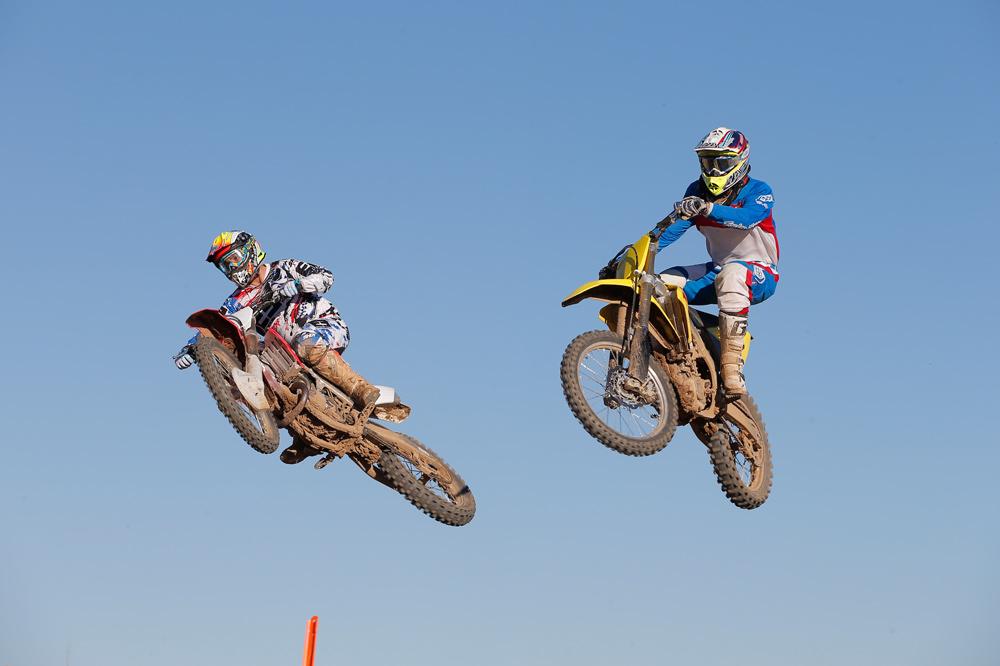 Comparativa motocross 450 2014: Honda y Suzuki
