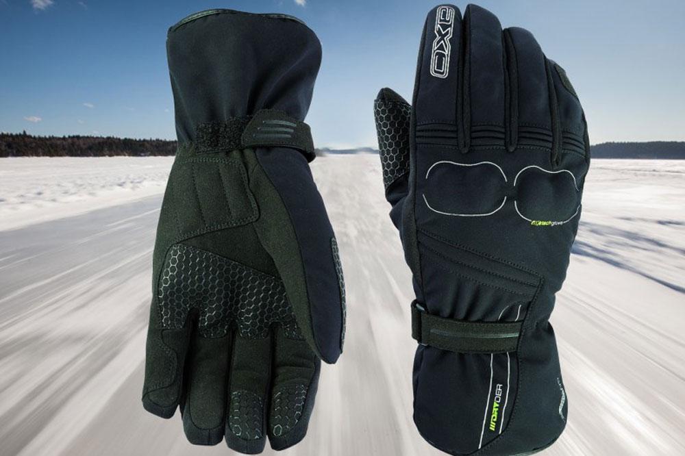 AXO lanza sus nuevos guantes de moto North para los días más gélidos