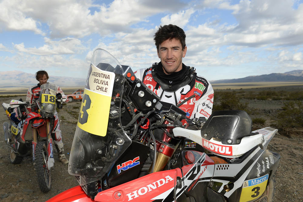 Joan Barreda: Tenemos todavía cosas que mejorar en la moto y en el equipo