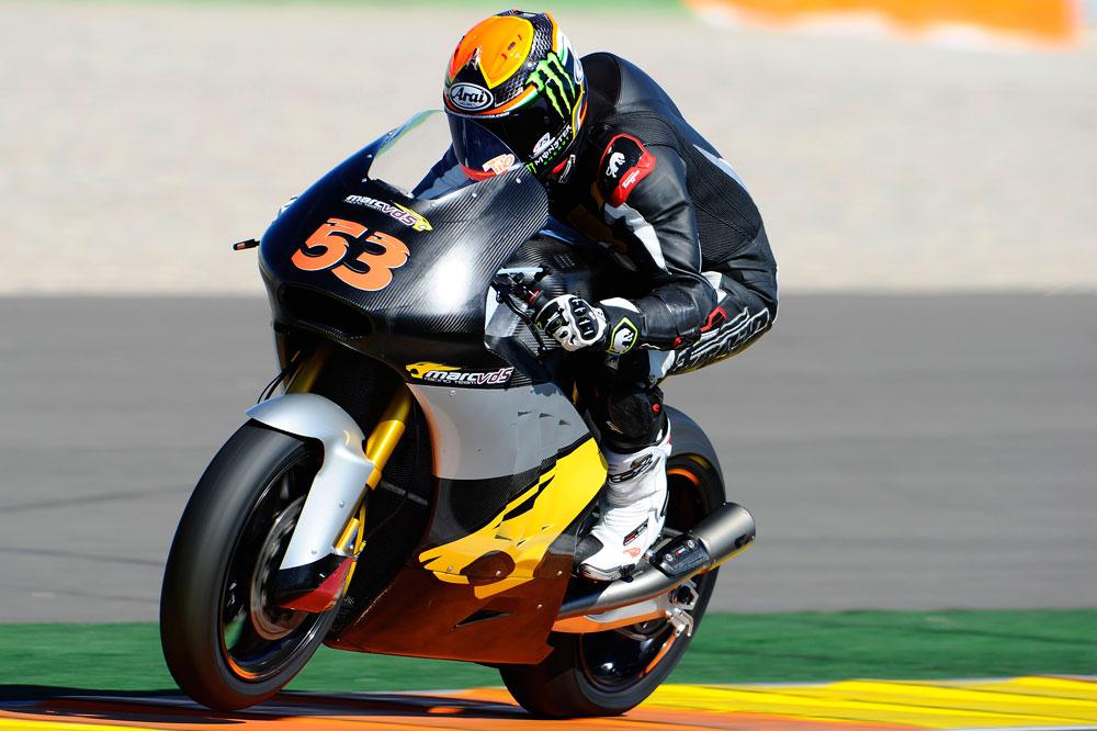 Rabat y Antonelli, de nuevo, los más rápidos en la segunda jornada de entrenamientos en Valencia