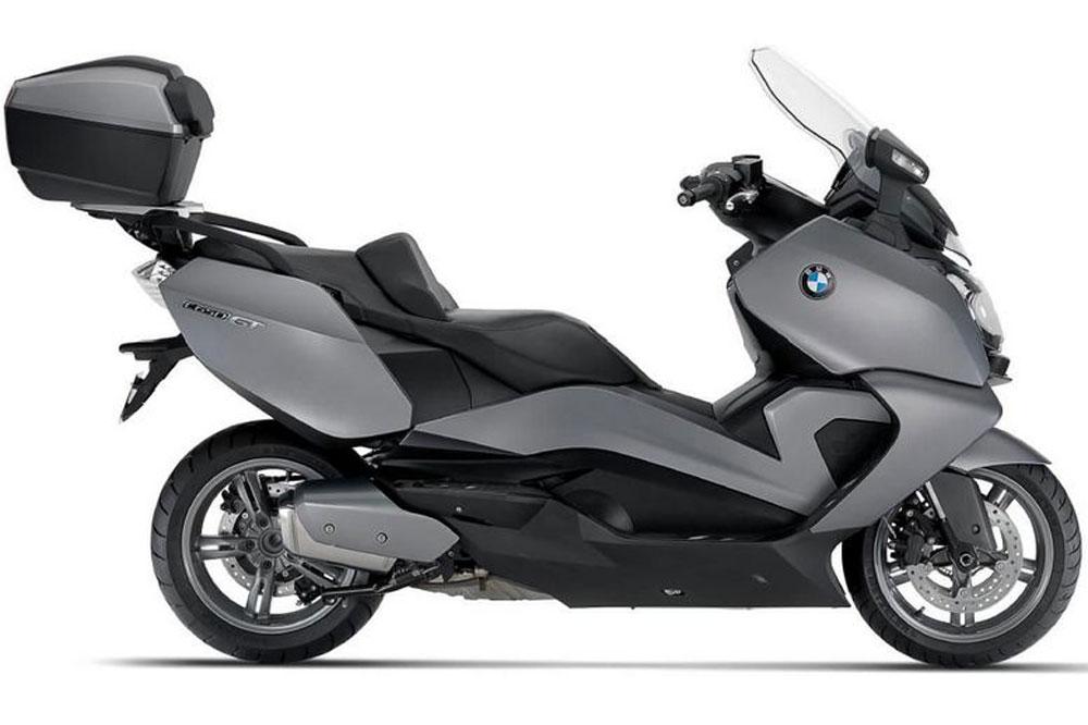 Edición especial scooter BMW C 600 Sport y C 650 GT