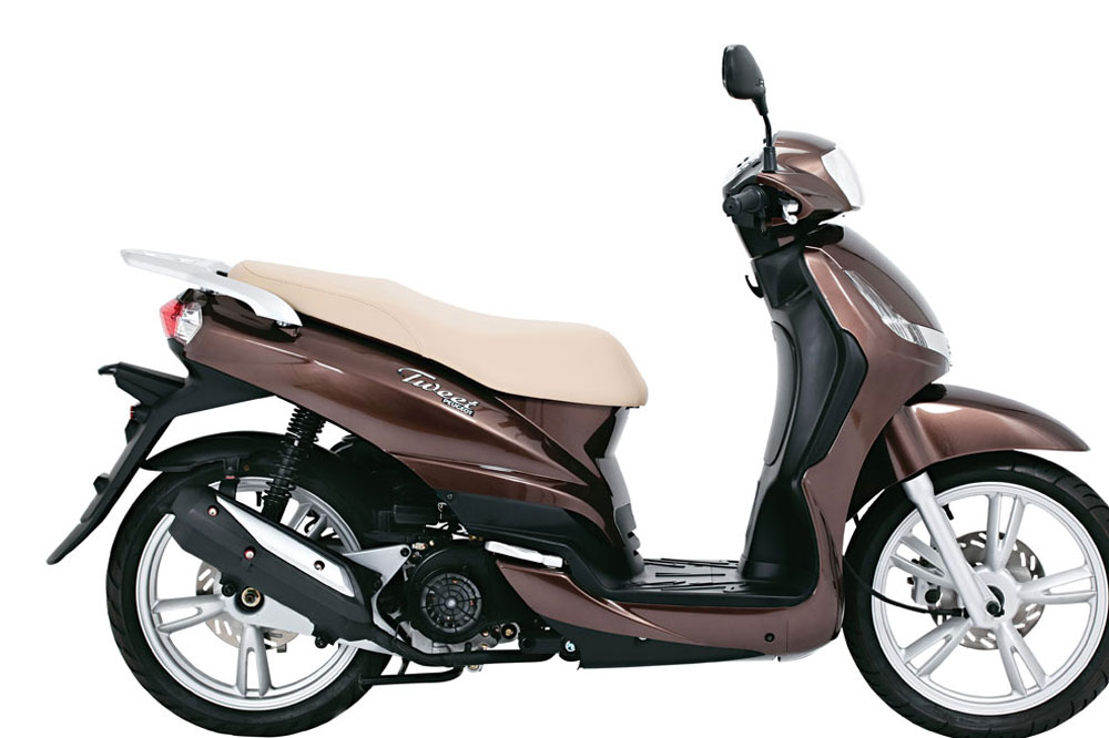 Tu scooter Peugeot equipado desde 49 euros