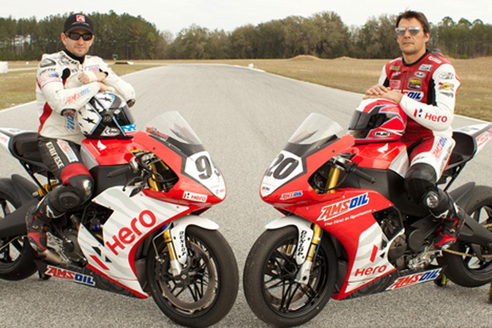 Erik Buell Racing, listo para el Mundial de Superbike