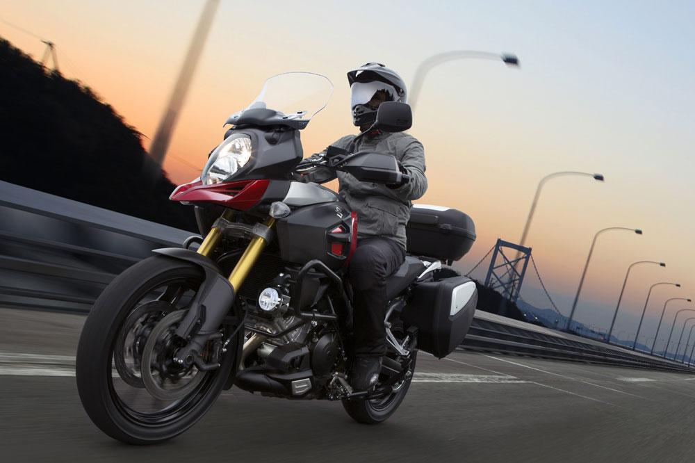 Suzuki presenta las versiones Adventure, Travel y Urban de su V-Strom 1000