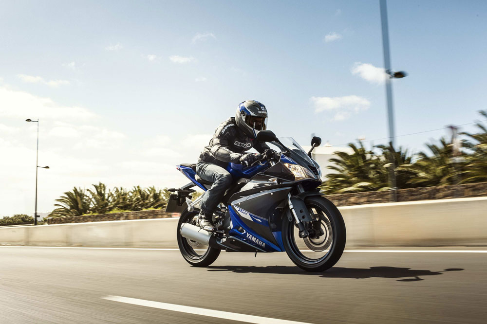 Yamaha YZF-R125 2014