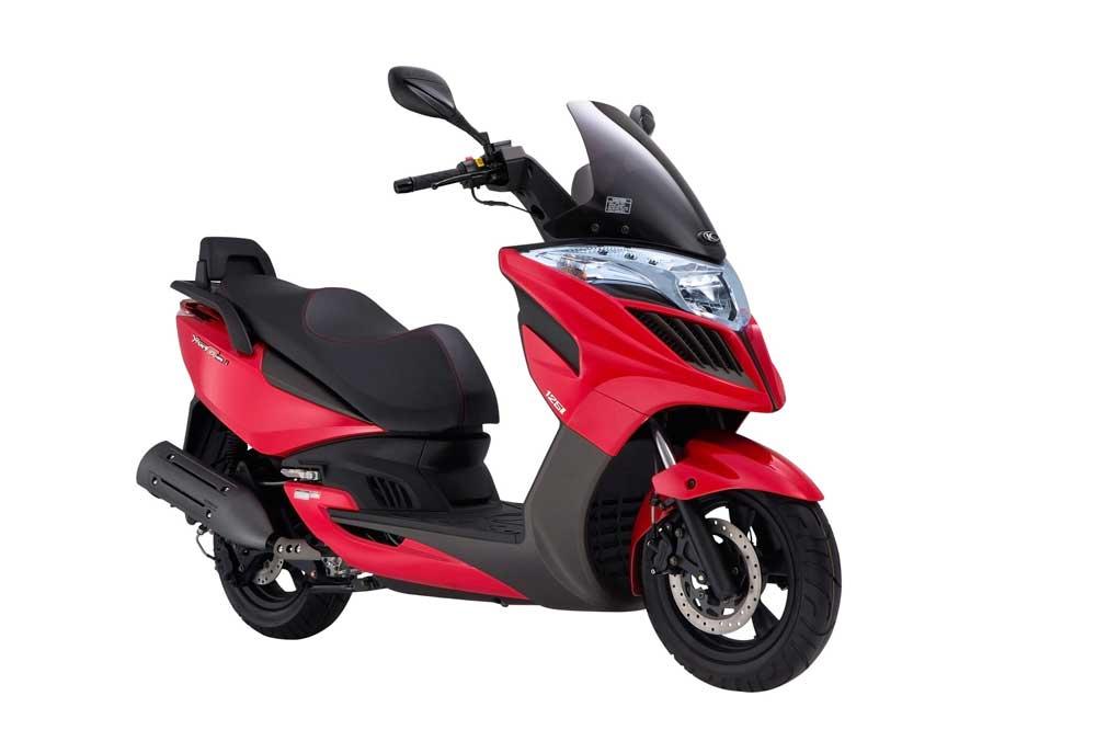 Kymco incluye la póliza de robo en toda la gama de motocicletas