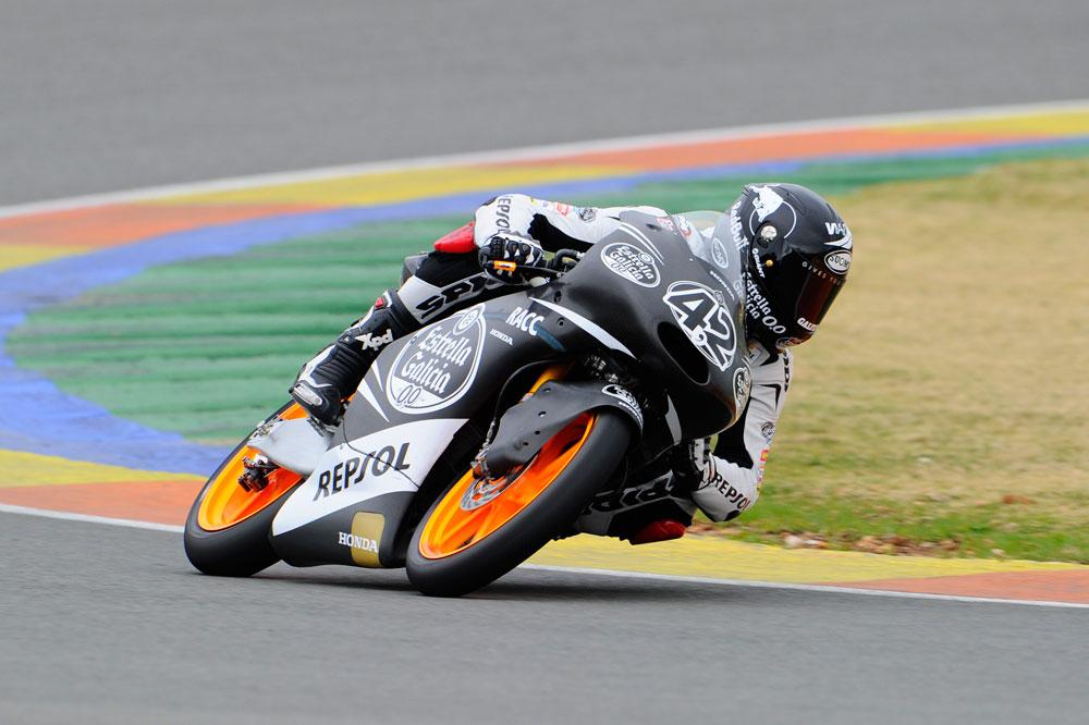 Alex Rins pasa por el quirófano y se pierde los test de Jerez