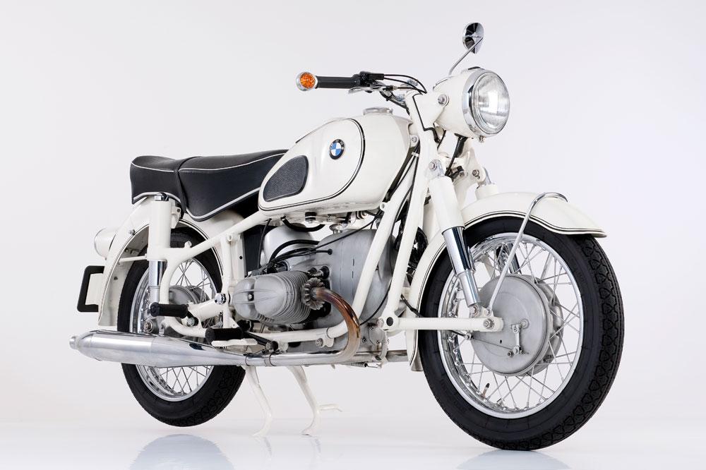 Clásicas: BMW R69S