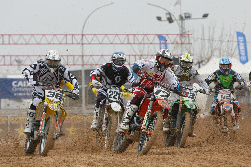 El nacional de Motocross arranca este fin de semana en Albaida