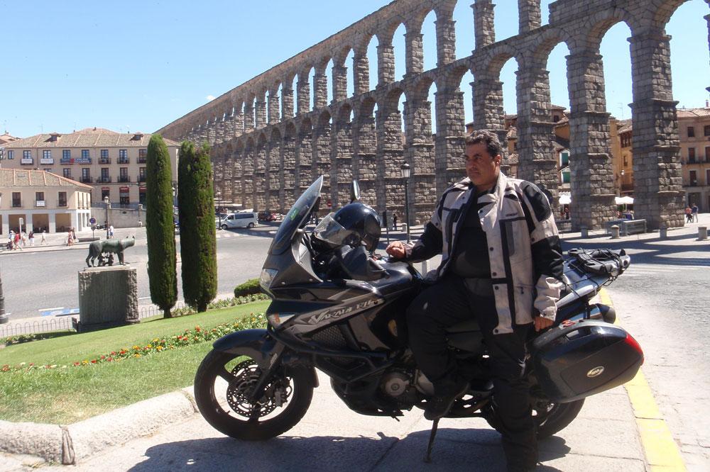 Honda XL1000V. Objetivo 100000 km
