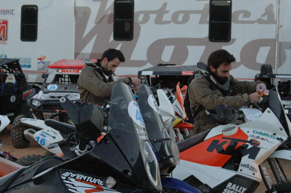 Calendario del Campeonato MotoDes Rally TT 2014