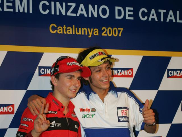 Lorenzo será piloto oficial de Yamaha, pero no compañero de Rossi