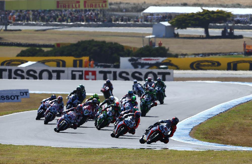 Declaraciones de los pilotos de SBK después de la carrera de Phillip Island