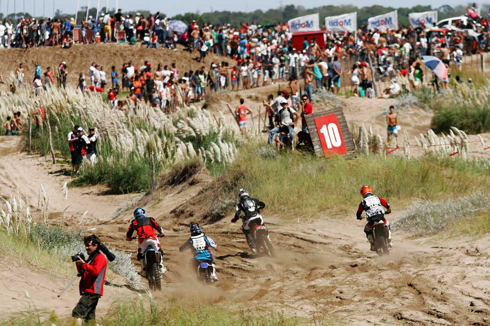 Enduro del Verano 2014: victoria local