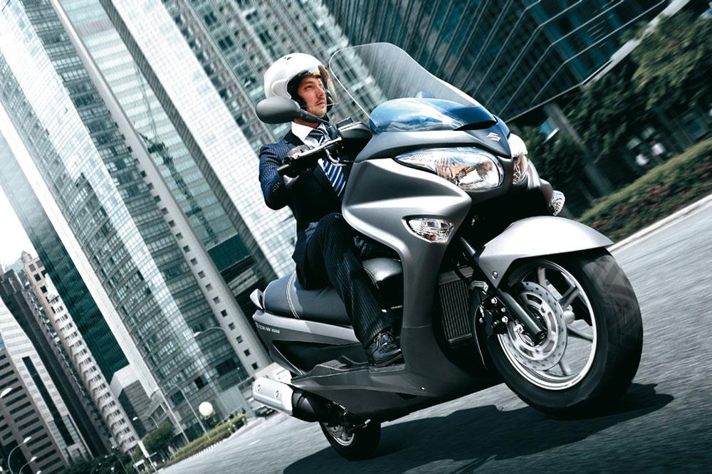 Suzuki Burgman 125 ABS