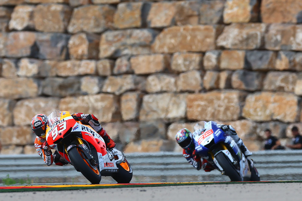 El GP de Aragón de MotoGP se disputará el 28 de septiembre
