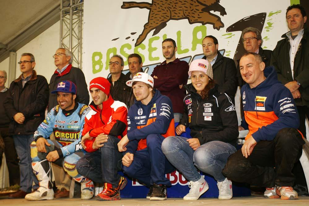 Presentado el Gran Premio de Cataluña de Enduro