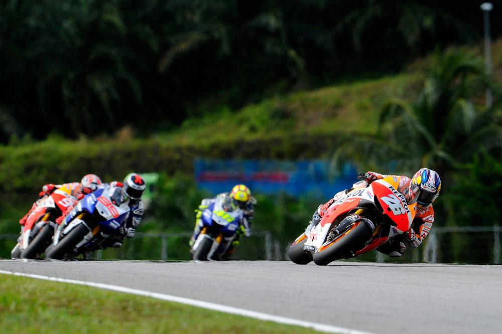 Sepang, escenario de los segundos test del año de MotoGP