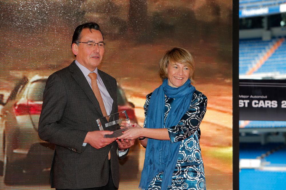 Motorpress Ibérica entrega los premios Best Cars 2014