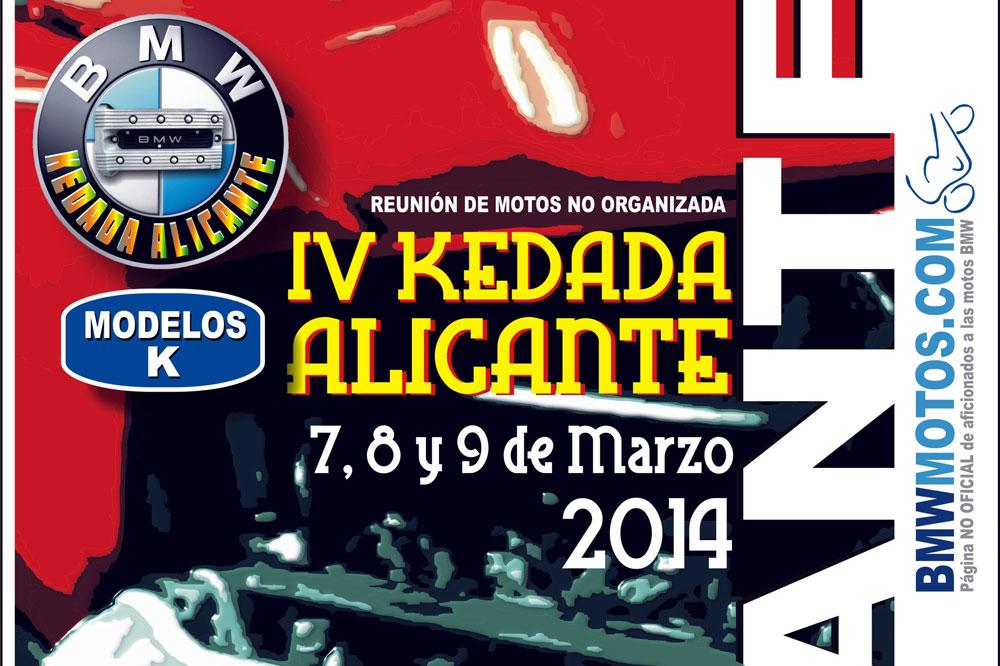 IV Quedada Alicante BMW Modelos K 1983-2005