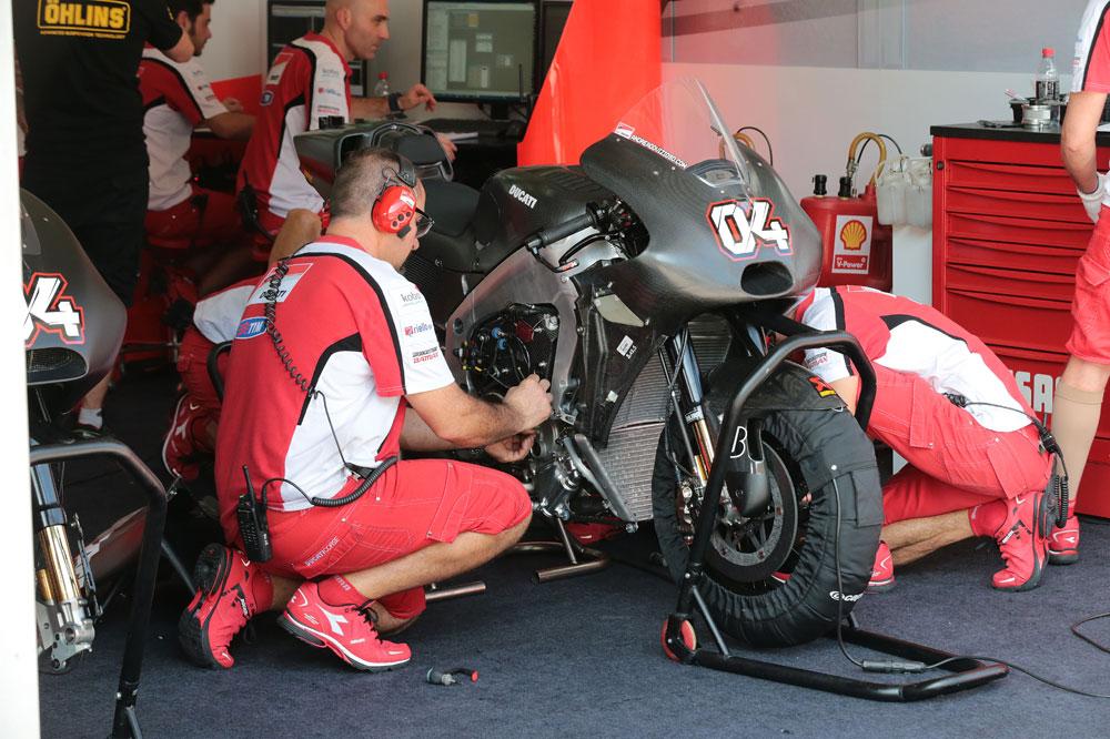 Ducati correrá en 2014 bajo el reglamento 'Open'