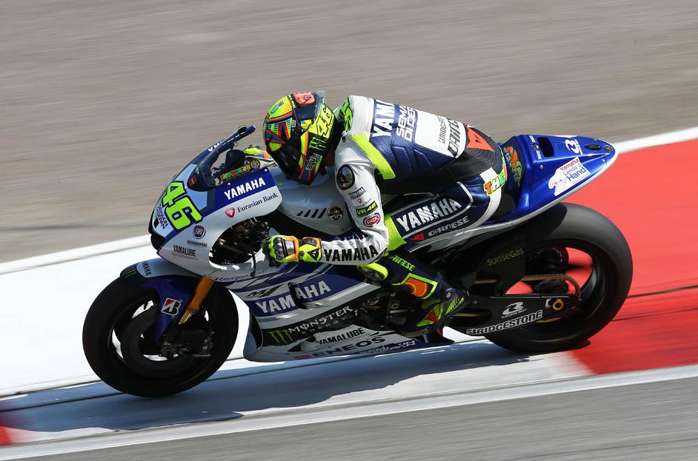 """Valentino Rossi: """"Aun tenemos trabajo por delante, pero hemos dado un gran paso"""""""