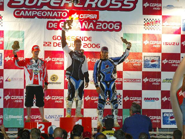 I Open Internacional Cepsa Supercross
