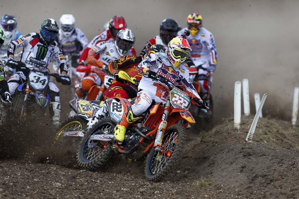 Moto Verde sortea entradas para el Gran Premio de España de Motocross