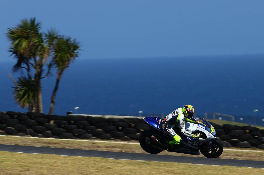 """Rossi: """"Bridgestone dispone de mucha información para darnos un buen neumático en octubre"""""""