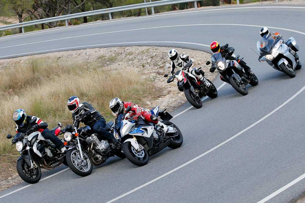 Las motos japonesas, las favoritas de los usuarios de motoVitae