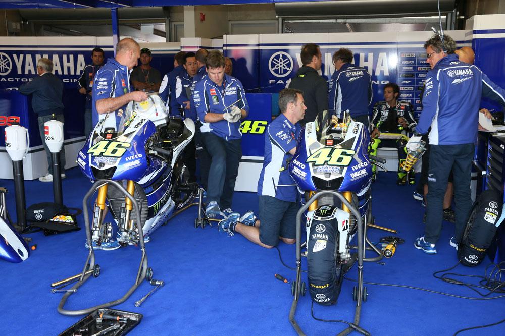 Yamaha y Movistar, juntos en MotoGP hasta 2018