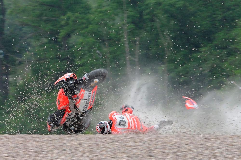 La curva 11 de Sachsenring será modificada