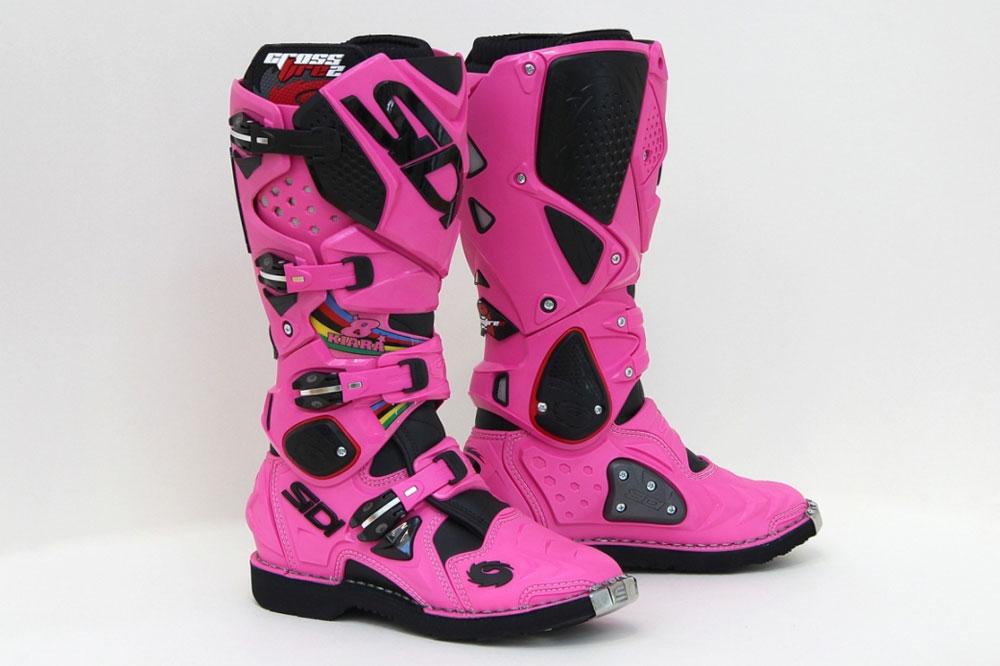 Sidi Pink Crossfire 2