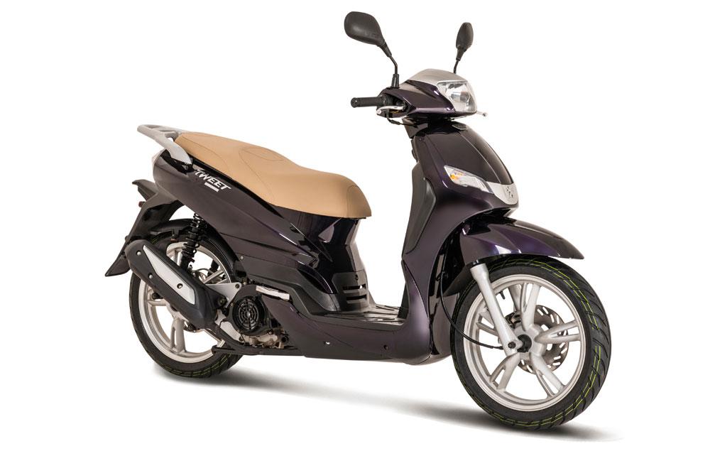 Nuevo Peugeot Tweet EVO 125