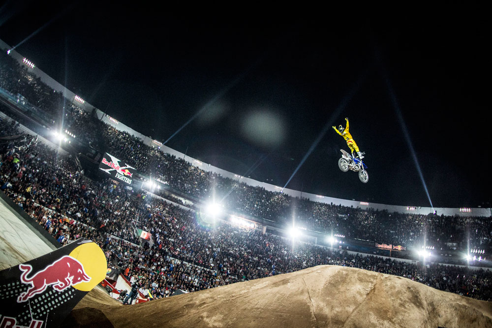 Mexico da el pistoletazo de salida al Red Bull X-Fighters 2014