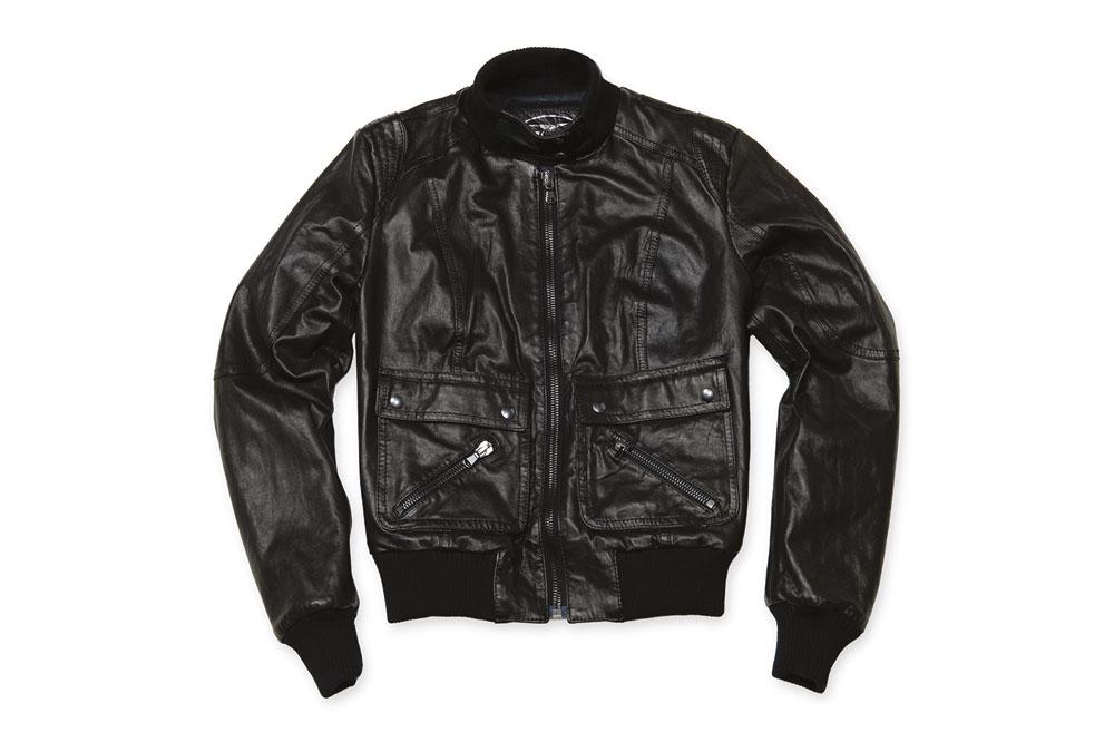 Nuevas chaquetas Moto Guzzi