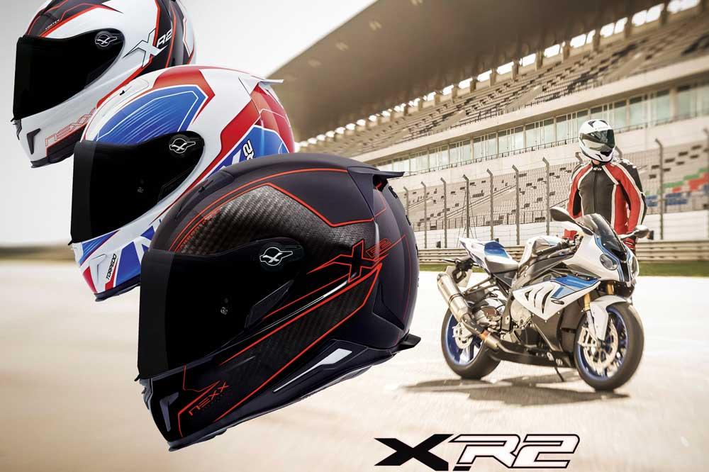 Nuevo casco Nexx X. R2