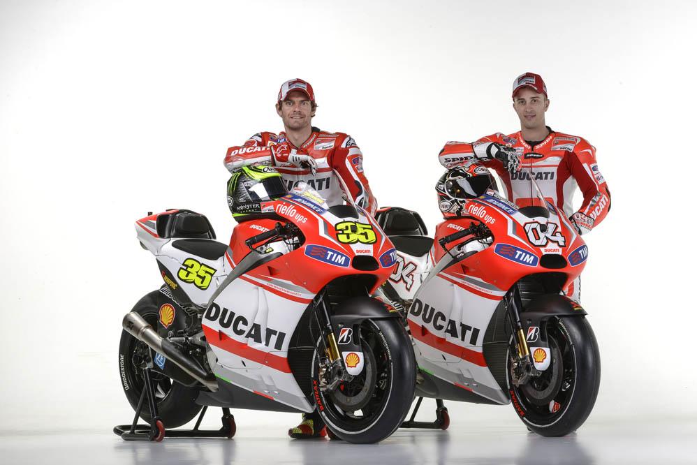 Presentación Ducati Team