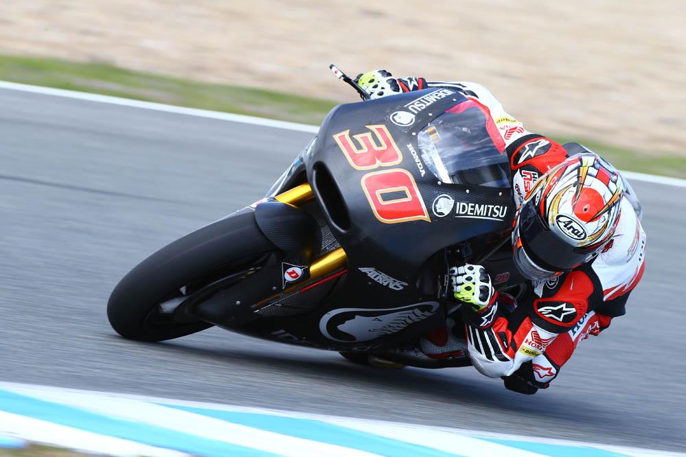 Nakagami y Miller lideran la segunda jornada de test en Jerez