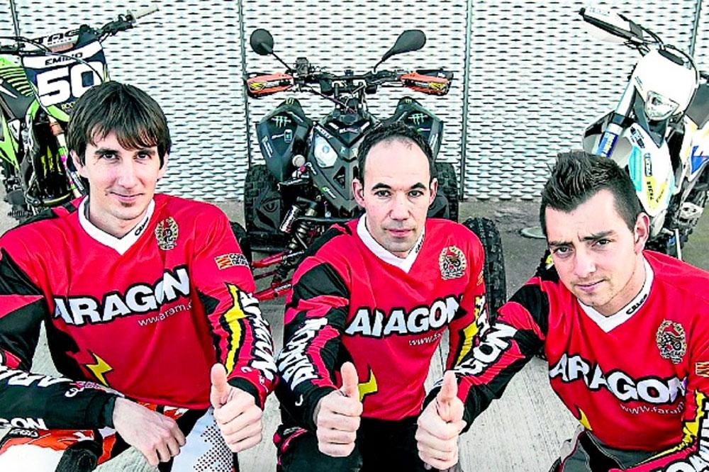 Nace el Aragón Dakar Racing Team, primera escudería aragonesa de raids