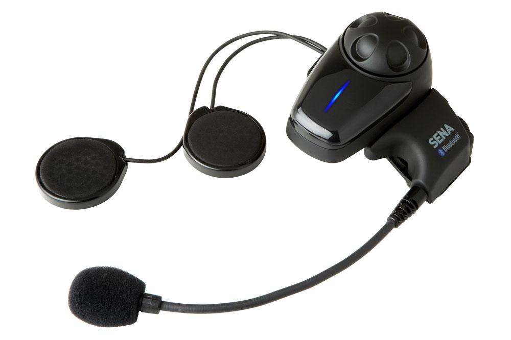 Euromoto85 lanza los intercomunicadores SENA