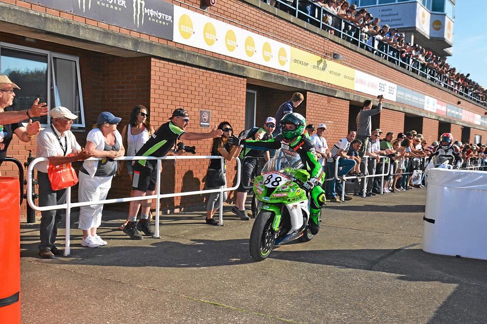 Viaje en moto: Tourist Trophy