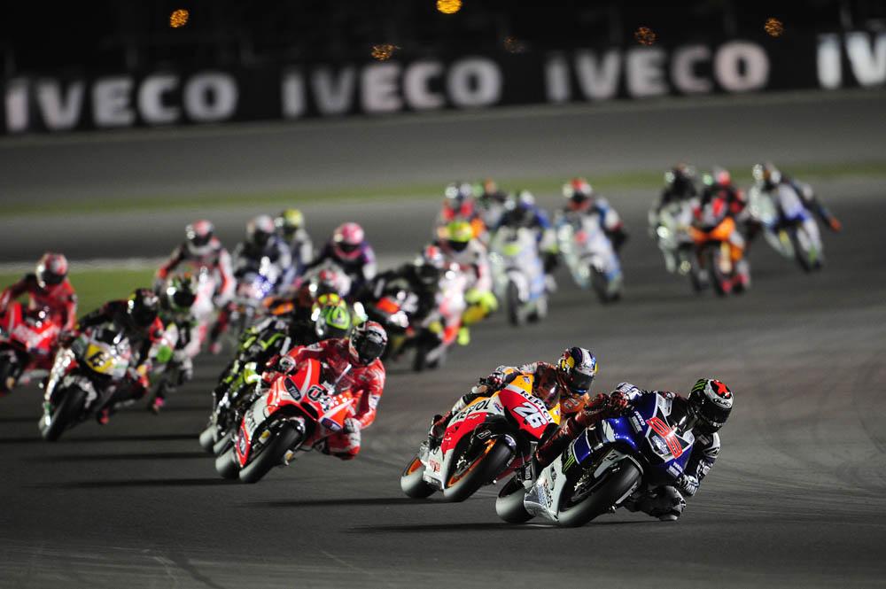 Horarios del Gran Premio de Qatar de MotoGP 2015
