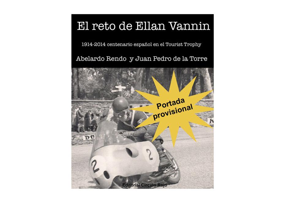 Libro sobre los españoles en el TT de la Isla de Man