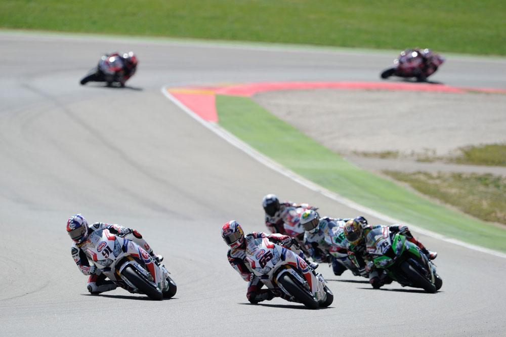 Gran promoción para el Mundial de Superbike en MotorLand