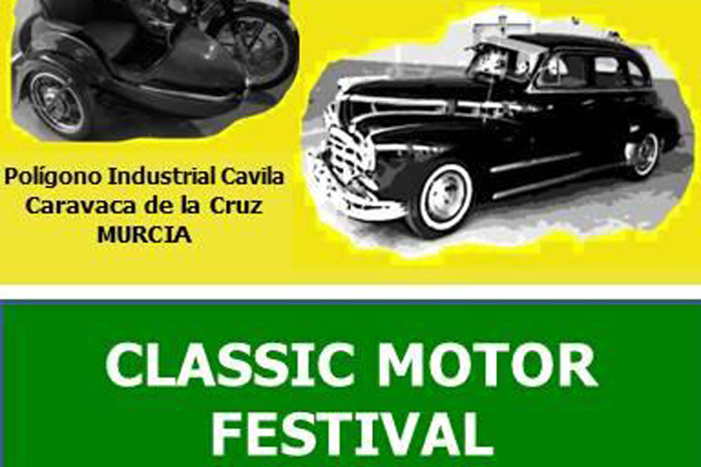 Classic Motor Festival 2014