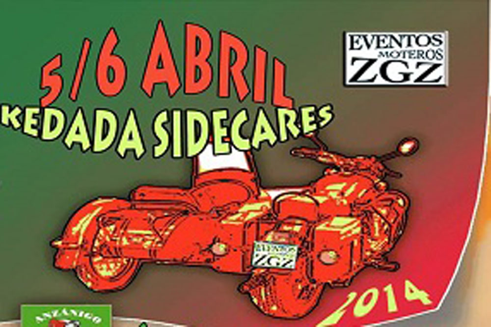 Quedada Sidecares 2014