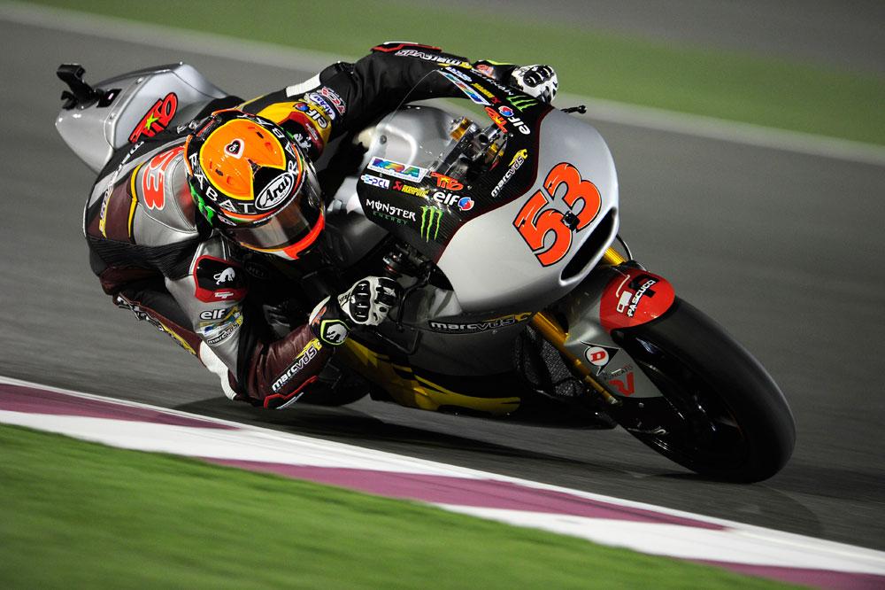 Tito Rabat y Alex Rins se adjudican las poles de Moto2 y Moto3