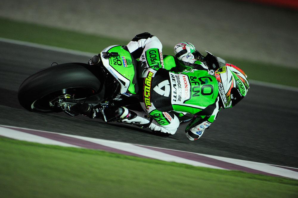 Los protagonistas de MotoGP en Qatar